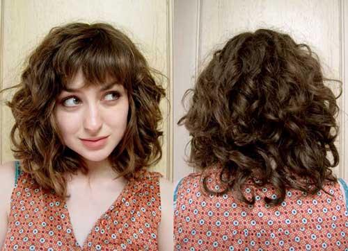 Curlsfor Short Straightened Hair or Straight Hair