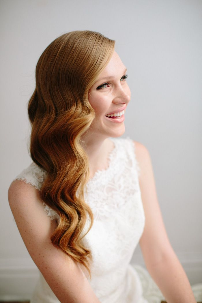 Get Hollywood Curls for Long Straightened Hair or Simple Straightened Hair