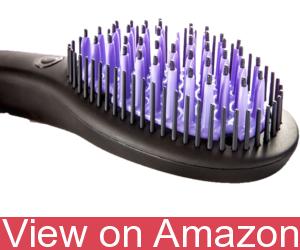 Dafni - Original Hair Straightening Ceramic Brush