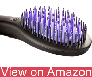 Dafni - Original Hair Straightening Ceramic Brush