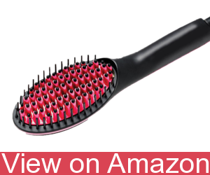 Simply Straight - Ceramic Hair Straightening Brush