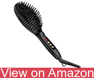USpicy - Hair Straightener Brush